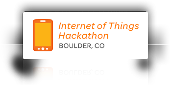 Internet of Things Hackathon - Boulder Logo
