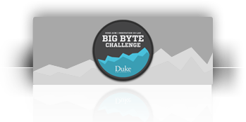 Duke Big Byte Challenge – Durham Logo