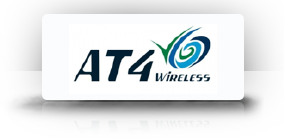 AT4 Wireless Logo
