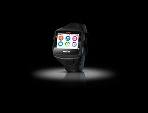 IRONMAN One GPS+ fitness smartwatch